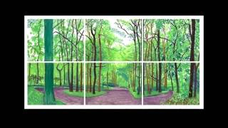Love Life: David Hockney's Timescapes presented by Lawrence Weschler