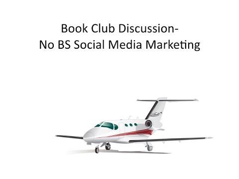AMHF 0047 - No BS Social Media Marketing - Book Club Discussion