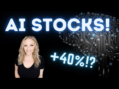 """Two Artificial Intelligence Stocks w/ HUGE Growth Potential!! 5 Star Analysts Say """"Buy!"""""""