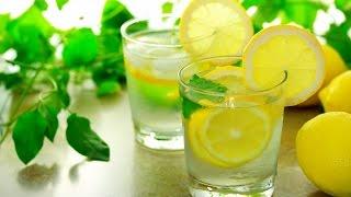 Лимон, вода по утрам и ВЕЧНАЯ МОЛОДОСТЬ!