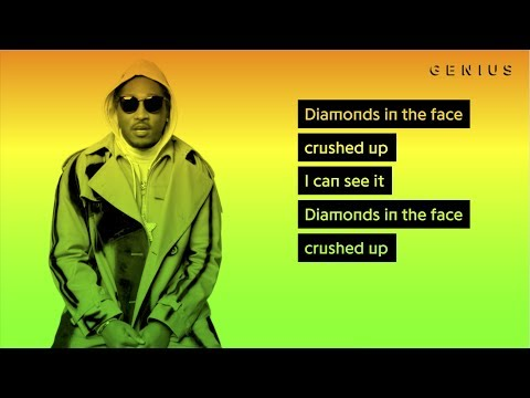 Future - Crushed Up (Official Lyrics Video 2019)
