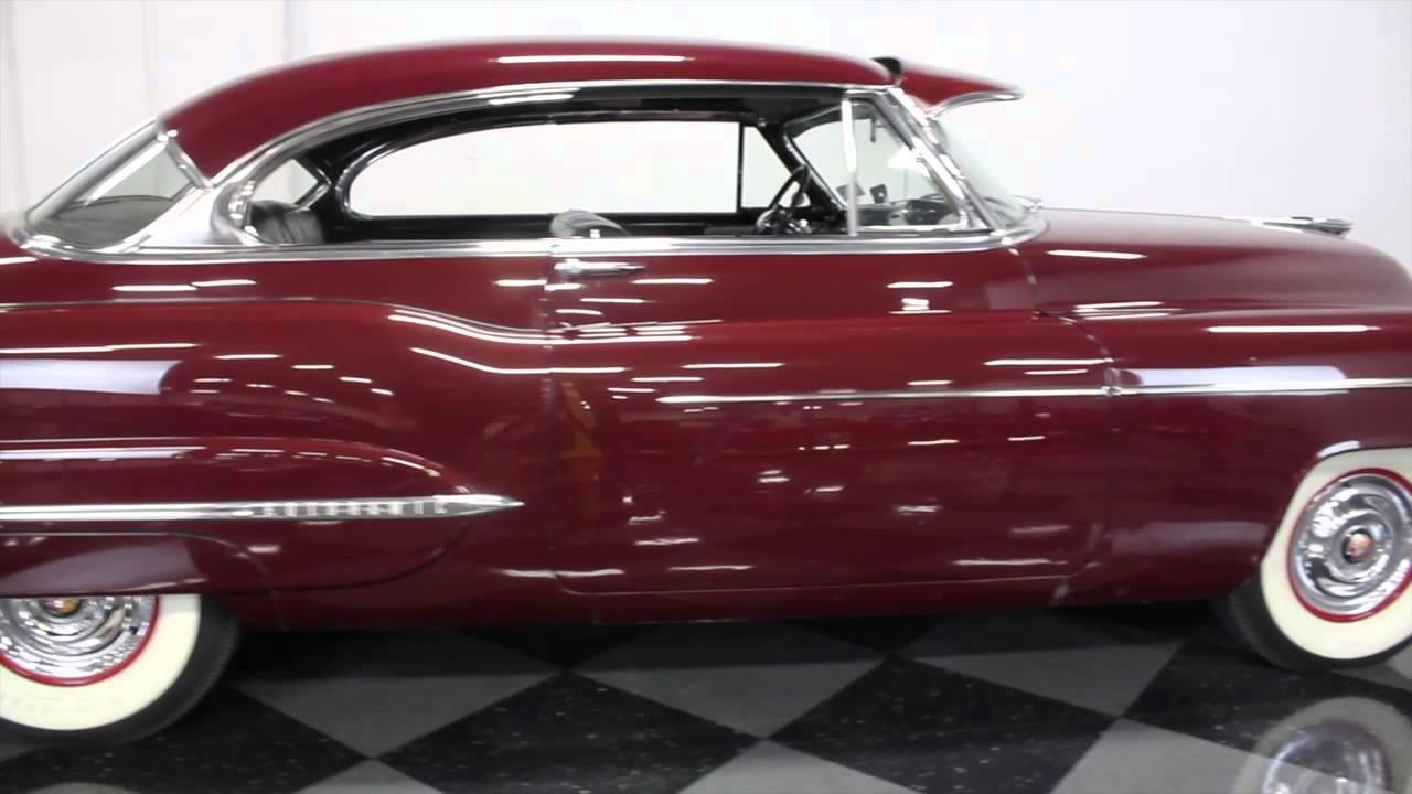 784 Dfw 1950 Olds 98 Holiday Youtube 1941 Oldsmobile Ninety Eight