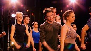 UA's Tamara Dyke-Compton Choreographs for Bernstein Mass
