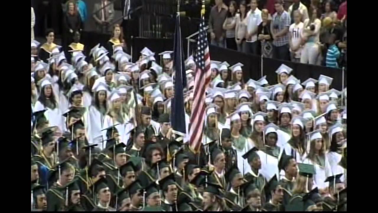 Clover Hill Graduation 2013: Introduction