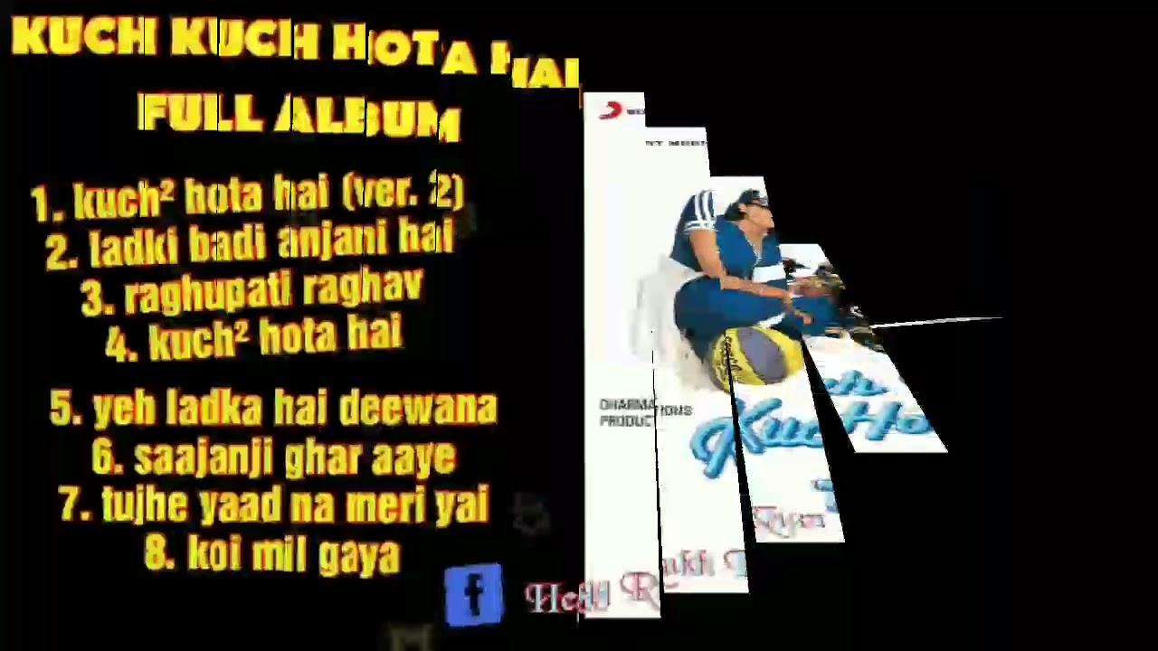 Download Kuch Kuch Hota Hai 1998 Full Album