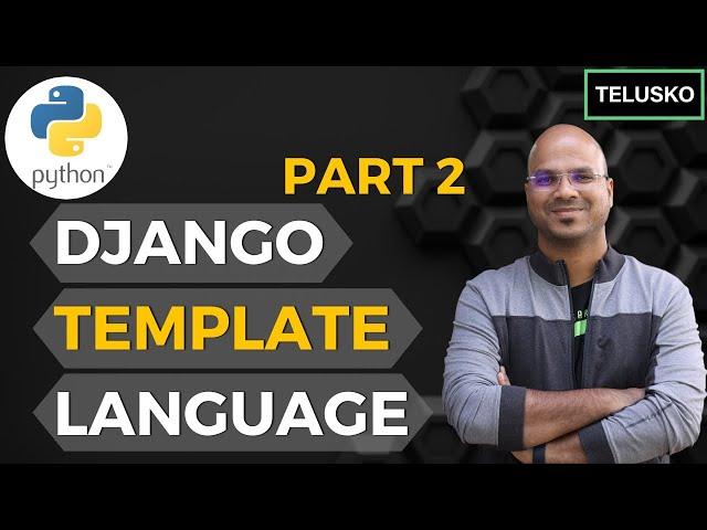 #6 Django tutorials   Django Template Language - part 2
