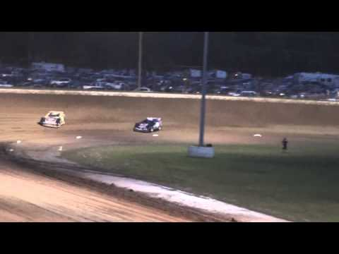 Late Model Heat #3 From Portsmouth Raceway Park, 8/31/13.