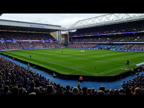 OLD FIRM REALITY CHECK! IBROX ATMOSPHERE - Rangers 1-0 Celtic | 29/08/2021