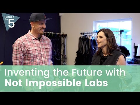 Inventing the Future l Mick Ebeling on Future in Five