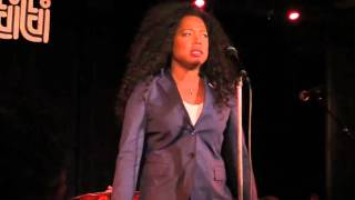 LaGaylia Frazier - Let it be (Beatles cover) - Live at Nefertiti Gothenburg