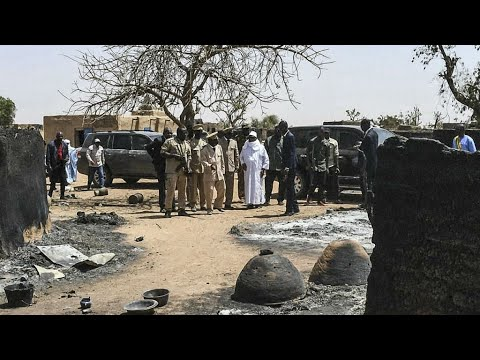 At least 95 killed in attack on ethnic Dogon village in central Mali