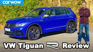Volkswagen Tiguan R review - more fun than an SUV should be?