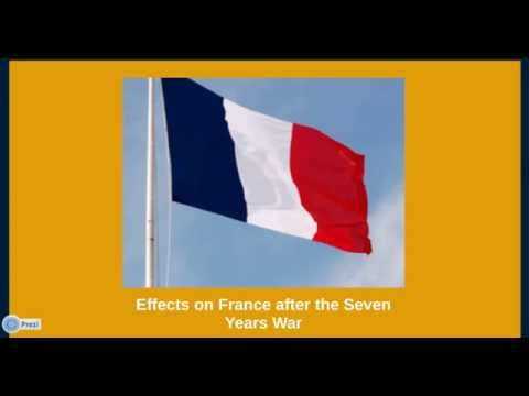 Seven Years War - French and Indian War - 5 Minute History - Quick Summary