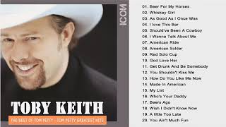 Toby Keith Greatest Hits - Best Songs Of Toby Keith 2017