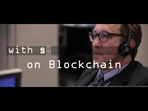 REPLACING SALES MANAGERS WITH SMART CONTRACTS ON BLOCKCHAIN