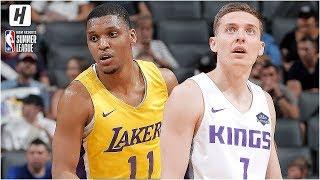Sacramento Kings vs Los Angeles Lakers - Full Game Highlights | July 3, 2019 NBA Summer League