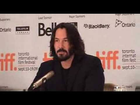 Keanu Reeves Talks About Patrick Swayze For The First Time After His Death