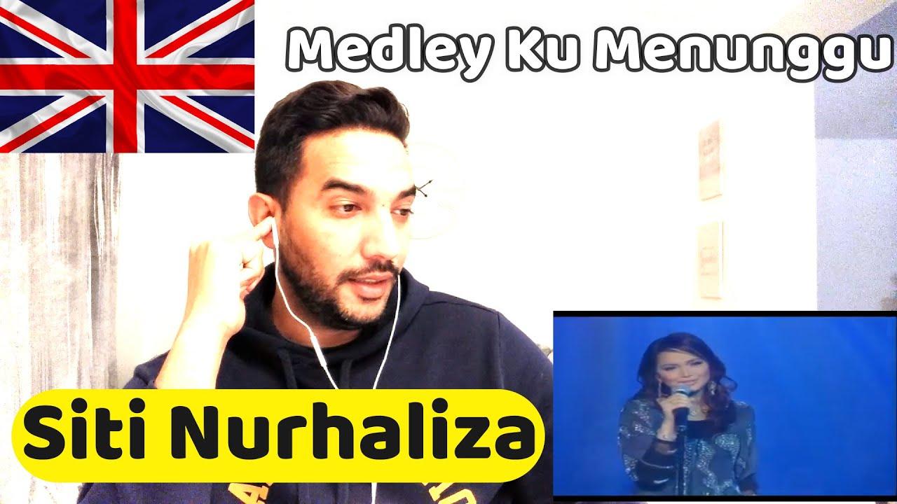 Vocal Coach Reacts to Siti Nurhaliza - Medley Ku Menunggu & Pejam Matamu | REACTION