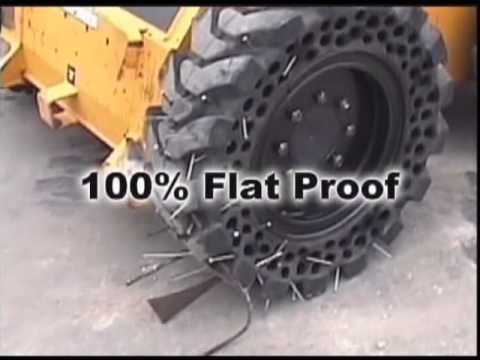 Mclaren Solid Cushion Tires Youtube