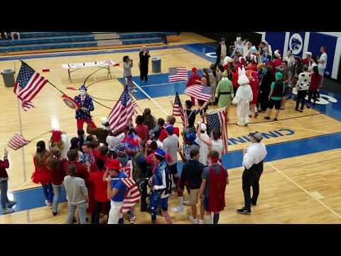 Juniors '19 Holiday Day - Cincinnati Christian Schools Spirit Week 2017