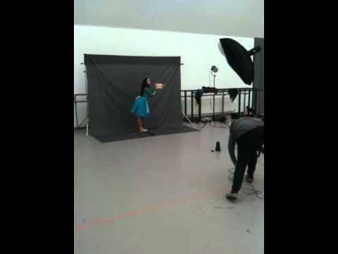 Scottish Ballet - Alice fashion shoot for the Herald