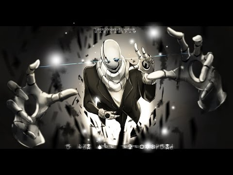 Gaster's Theme + Dark Darker Yet Darker (Original Lyrics)