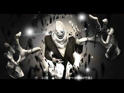 Gaster's Theme + Dark Darker Yet Darker (Original Lyrics)