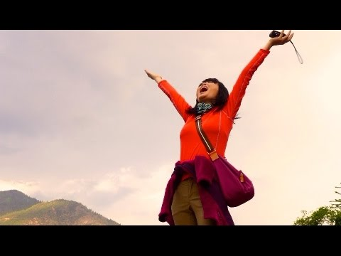Bhutan Travel Part 1- Arriving at Paro