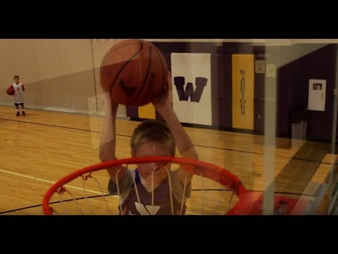 Youth Basketball at the YMCA of Greater Des Moines
