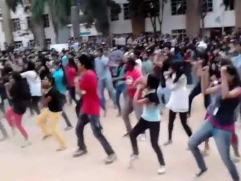 CMRIT Cultura 2013 Flash Mob