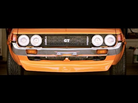 This first-gen Toyota Celica is one mean mother