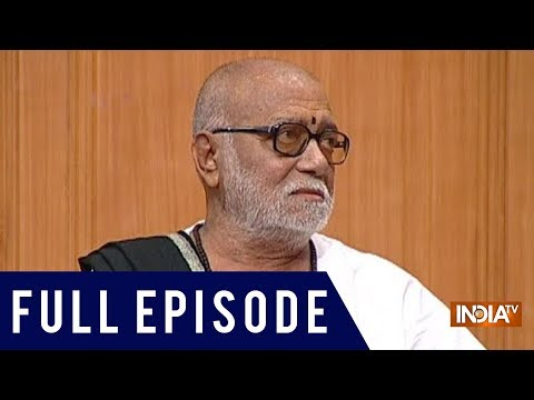 'Nobody can question PM Modi's patriotism': Morari Bapu in Aap Ki Adalat