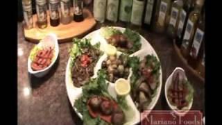 Italian Antipasti From Marianofoods