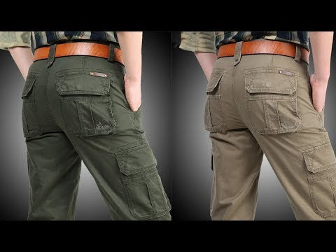Top 5  Best Cargo Pants For Mens