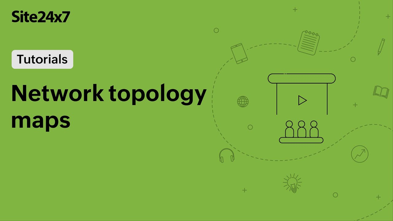 Visualize network topology and deconstruct complexities with network mapping