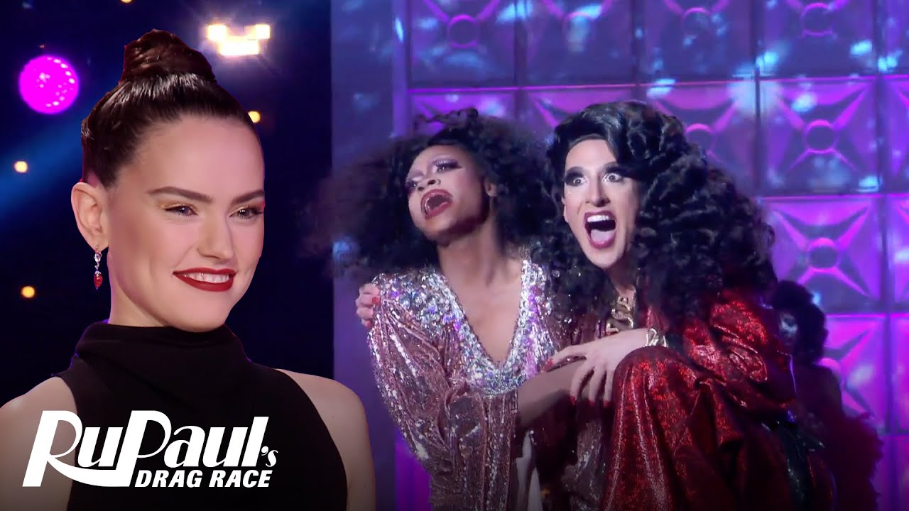 "Download Heidi N Closet & Jackie Cox's ""Kill The Lights"" Lip Sync   S12 E10   RuPaul's Drag Race"