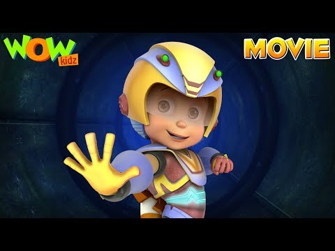 Vir Ka Mahasangram |  Vir: The Robot Boy | Action Movie | WowKidz