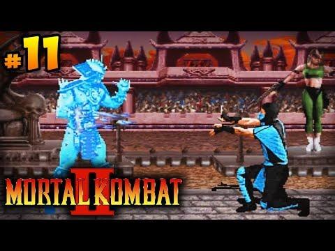 Mortal Kombat 2 (Sub-Zero) • Walkthrough Playthrough (Full Game) • Cap. 11 thumbnail