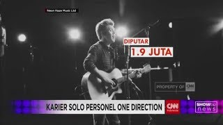 Karier Solo Personel One Direction - Showbiz News