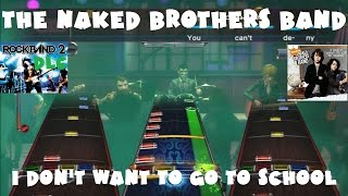 The Naked Brothers Band - I Don't Want to Go to School - Rock Band 2 DLC Expert FB (Dec 2nd, 2008)