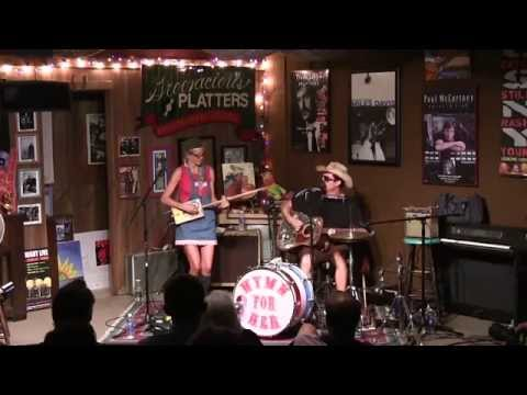 Hymn For Her-  Mojave- Live At Groovacious