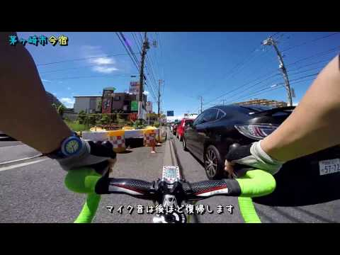 cannondale superSIX GoPro HERO40+NEW外部マイク(平塚市走行)