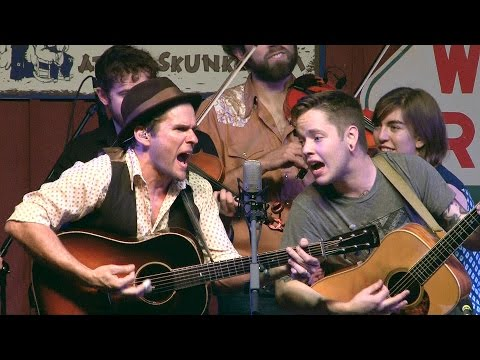 "The Steel Wheels, Billy Strings & Don Julin, and The Stray Birds - ""White Freight Liner Blues"""
