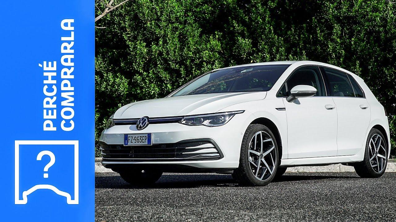 Download Volkswagen Golf (2020) | Perché comprarla... e perché no