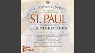 St. Paul, Op. 36, MWV A14: Part I: Aria: Jerusalem! Thou that Killest the Prophets (Soprano)