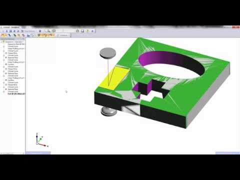 Edgecam 2016R1 | Wire EDM Machine Simulator