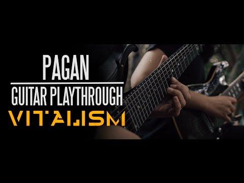 VITALISM | PAGAN | GUITAR PLAYTHROUGH [OFFICIAL]