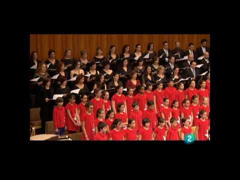 Adeste Fideles Concierto de Navidad. Orquesta y Coro RTVE Alfredo García l Barítono