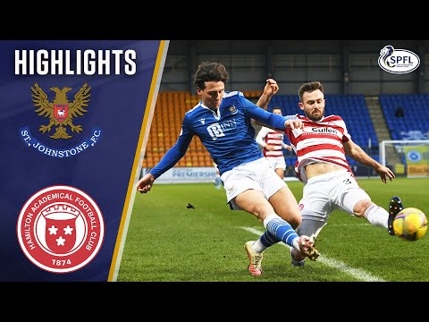 St. Johnstone Hamilton Goals And Highlights