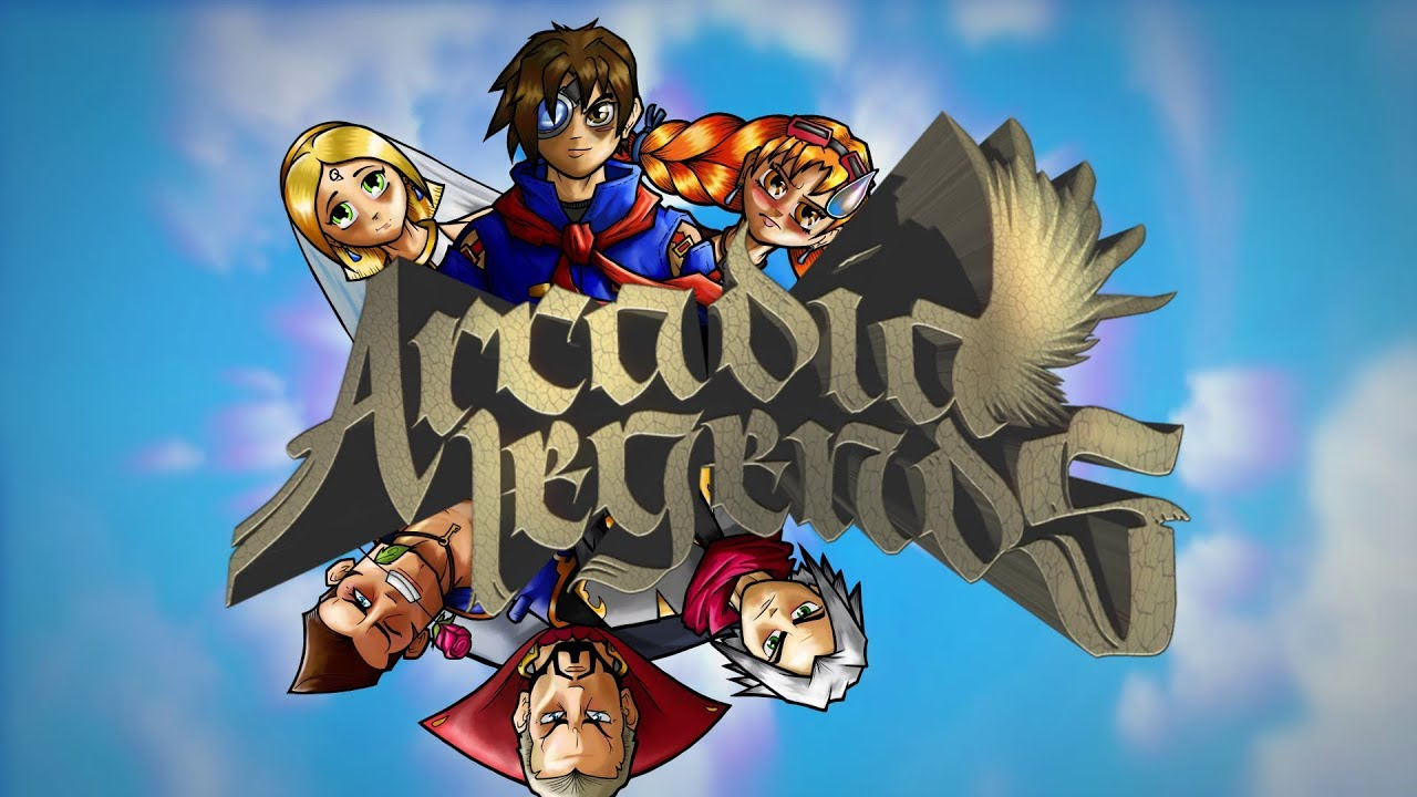 Arcadia Legends - Music Inspired by Skies of Arcadia | OC ReMix
